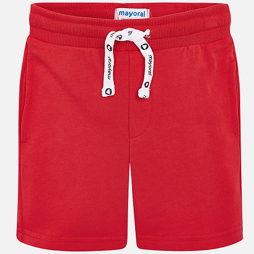 Red Sporty shorts for boy