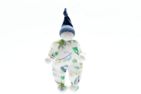 ORGANIC BABY COMFORTER, BABY BUDDY CHAMELEON