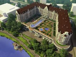 Aparthotel in Kaliningrad, Russia