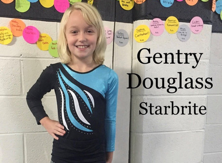 September Gymnasts of the Month!