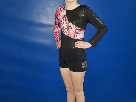 November Gymnasts of the Month