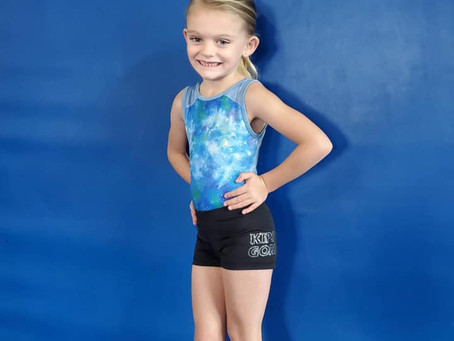 October Gymnasts of the Month