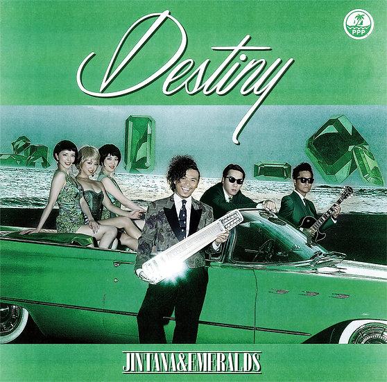 "1st Album ""Destiny"" CD"