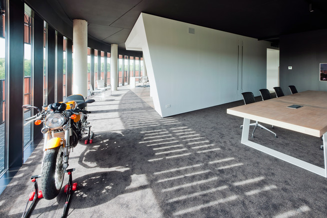 Office Building / detail / Home of BURO B