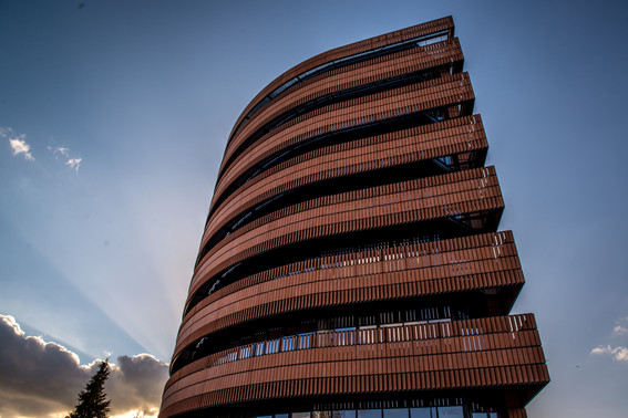 Office Building / Home of BURO B