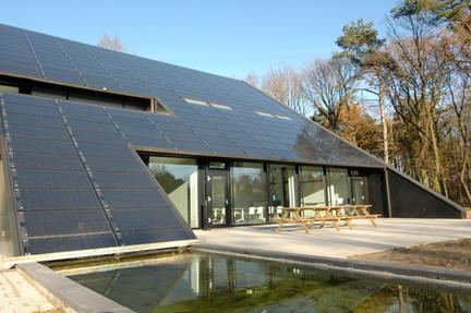 Zero Energy Office Building