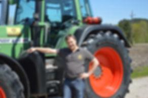 Peter Kircher landwirtschaftliches Lohnunternehmen