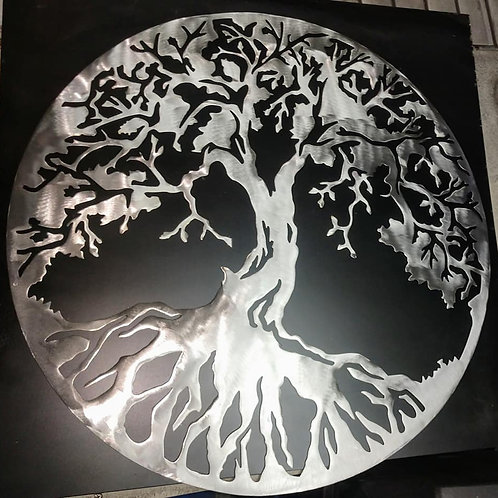 Tree of Life cut out
