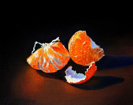 Glowing Mandarin