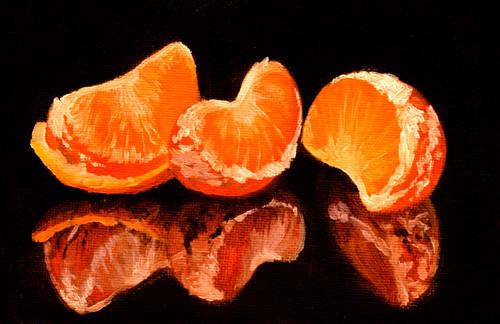 Mandarin Reflections