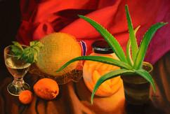 Aloe Plant and Mango Jar.jpg