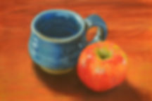 cup and apple pastel.jpg