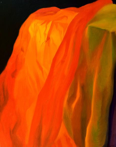 Cascading Cloth