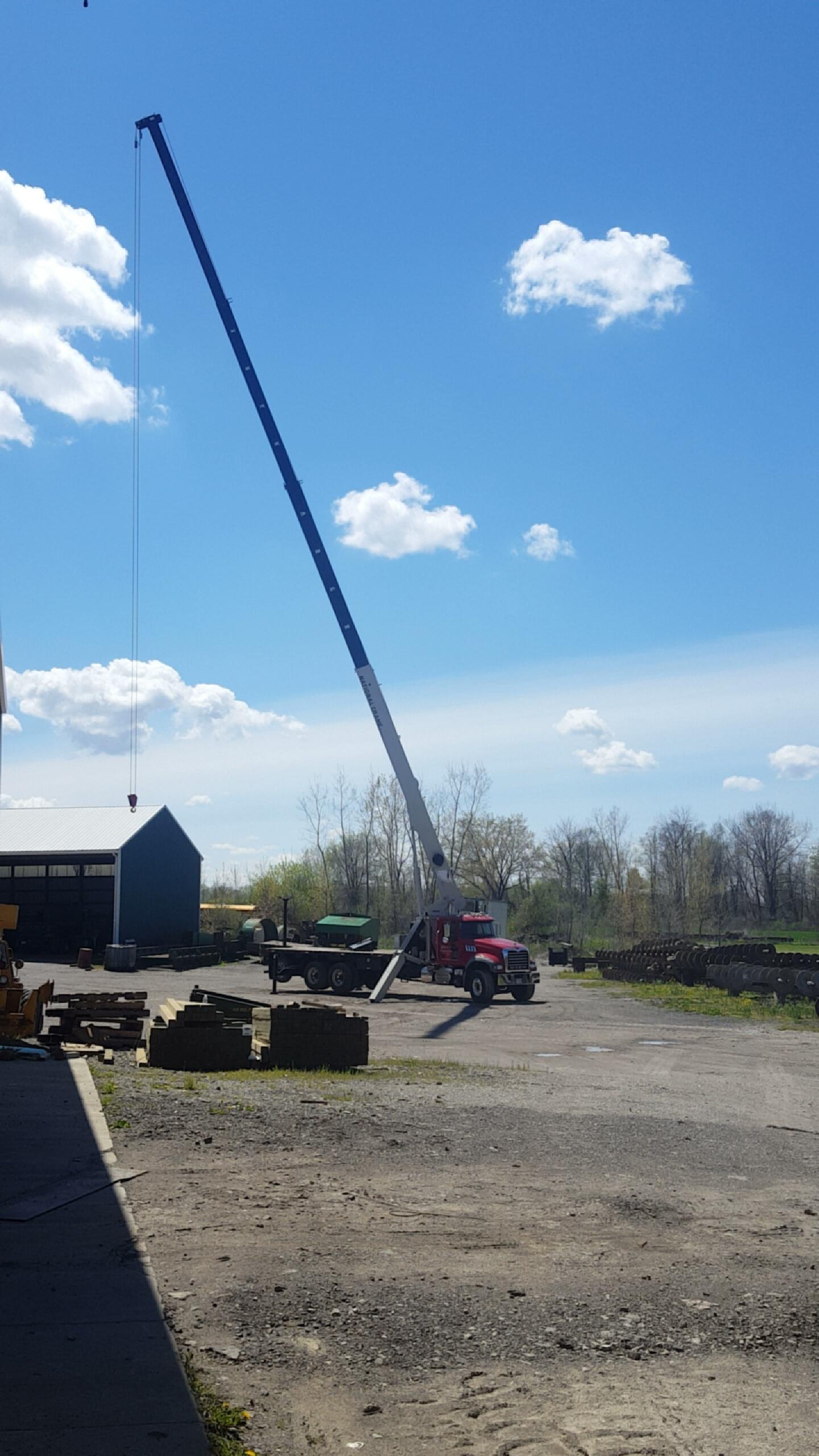 New Crane Install