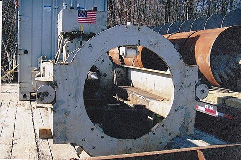 Horizontal Drilling Boring Ohio Crane Repair And Rental