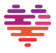 The hearthive.org small heart logo/genetics and favicon