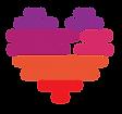 The hearthive.org small heart logo/genetics and favicon