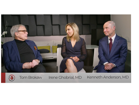 Tom Brokaw - Shining a Light on Early Diagnosis Options