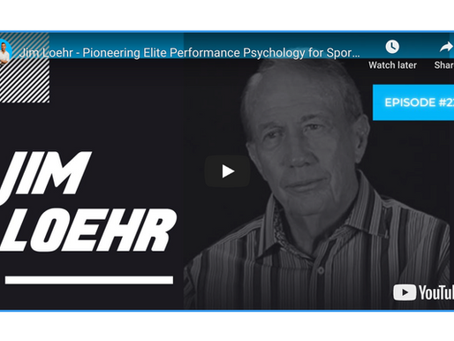 Elite Performance Psychology for Sports, Business and Life