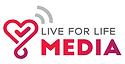 Live For Life Media logo, Amy Vest