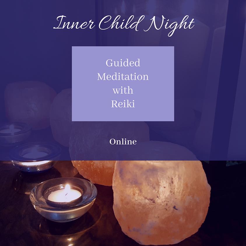 Inner Child Night - Online