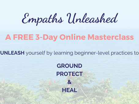 The Empaths Unleashed Masterclass