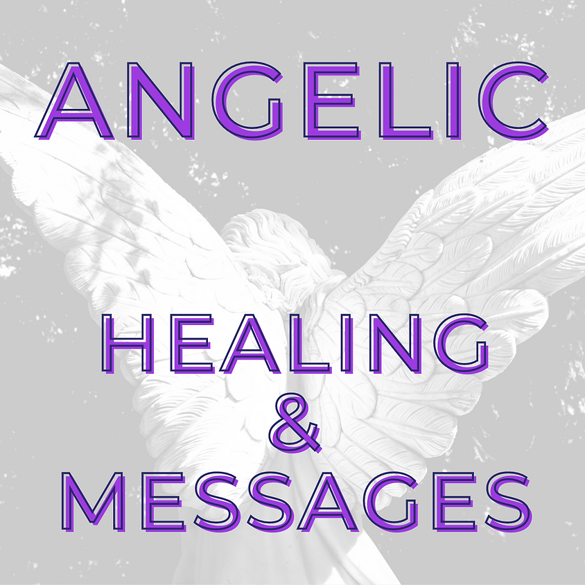 Receive Angelic Healing & Messages