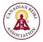 Official Canadian Reiki Association membership badge