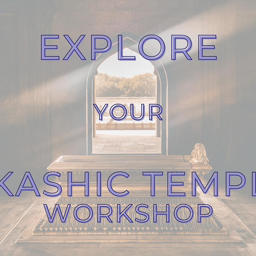 Explore your Akashic Temple