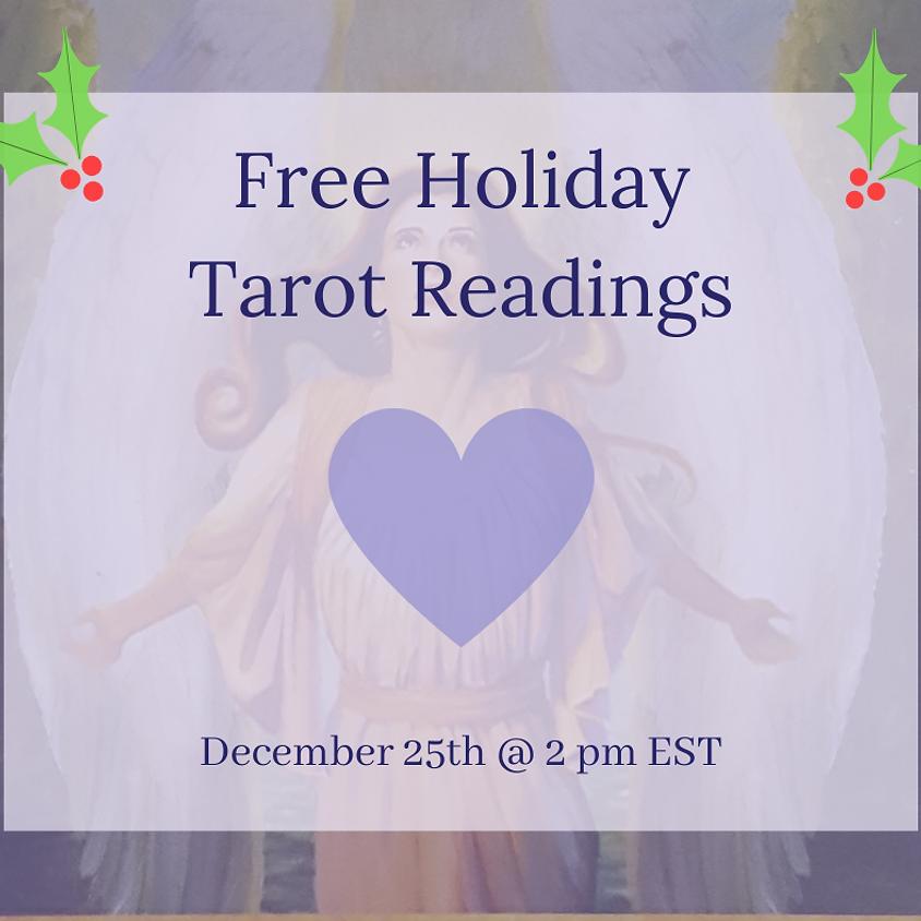 Free Holiday Tarot Reading