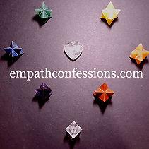 Empath Confessions - spiritual awakening & transform blog by Ashley Tilson