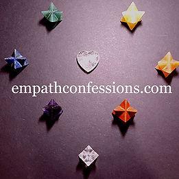 Empath Confessions - Logo