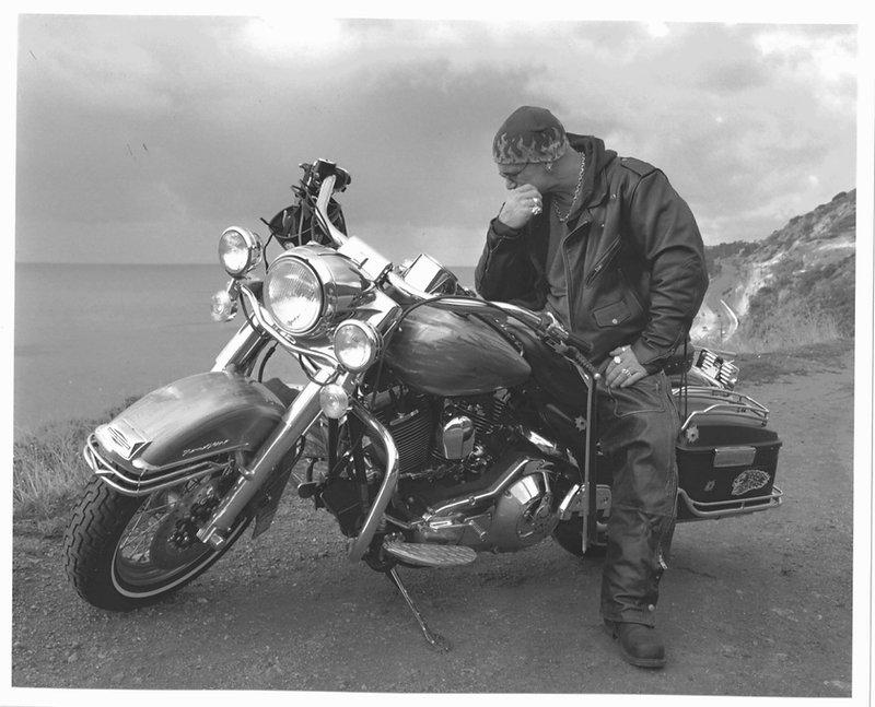 Ken Karagozian photo of Bob Bowers The F