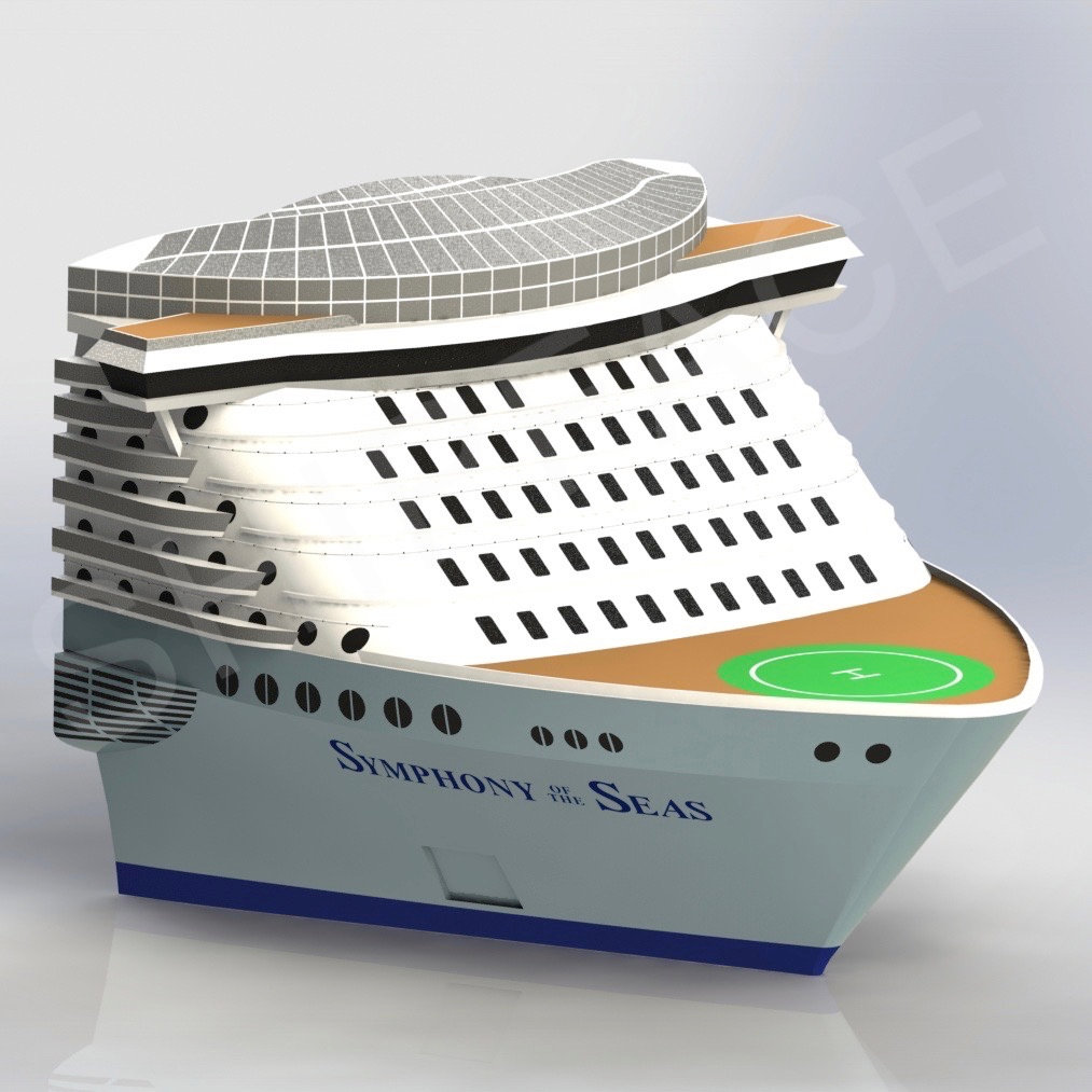 Symphony of the Seas (Oasis Class)