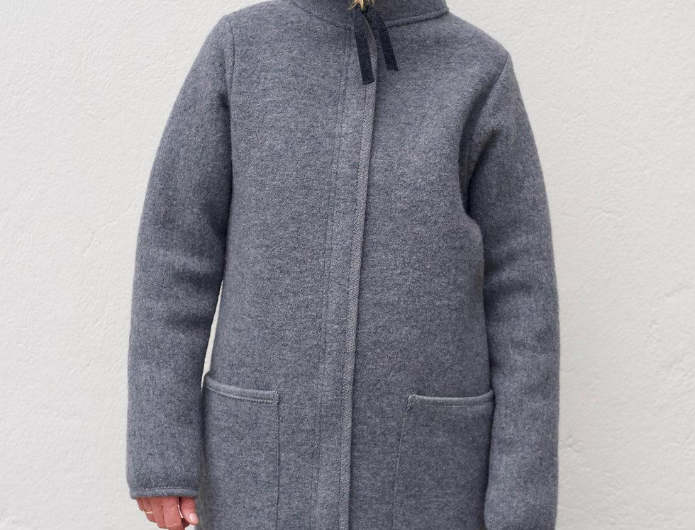 Mantel tailliert