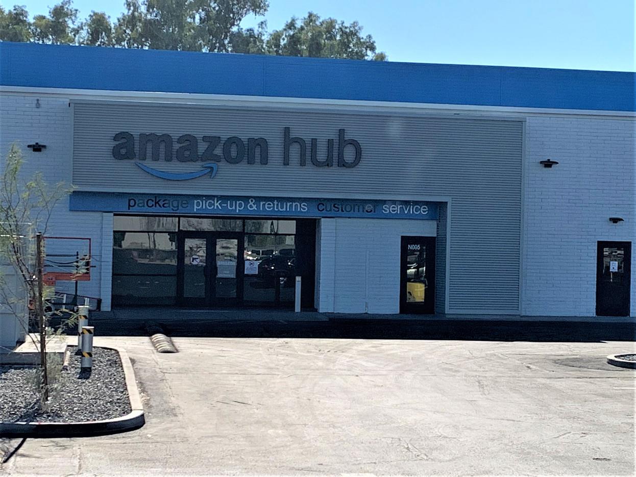 Amazon (DPX4)