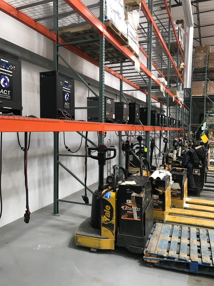 Greco Warehouse Expansion
