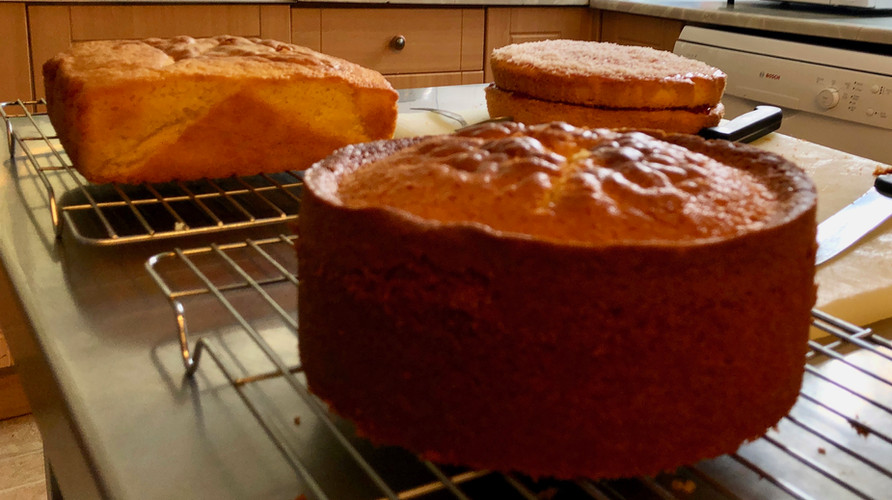 Home Baked Cakes