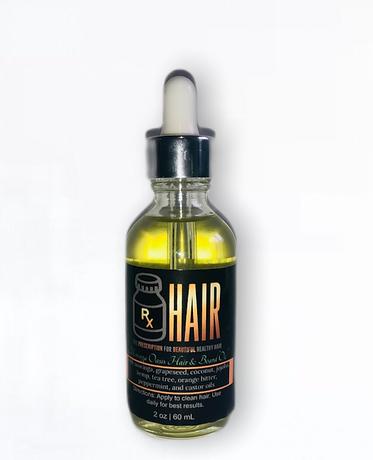 Moringa Oasis Hair and Beard Oil