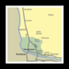Vancouver, WA Appliance Repair - Banceu's Appliance service area map