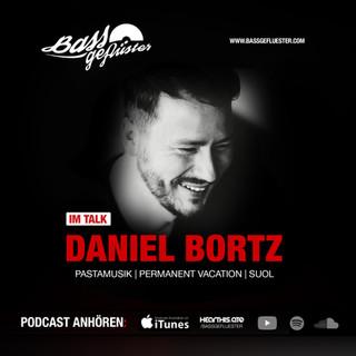 Bassgeflüster mit Daniel Bortz (Pastamusik)