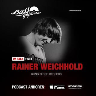 Bassgeflüster mit Rainer Weichhold (Kling Klong Records)
