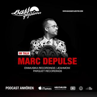 Bassgeflüster mit Marc DePulse (Einmusika   Jeahmon!)