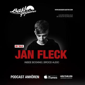 Bassgeflüster mit Jan Fleck (Inside   Brood Audio)