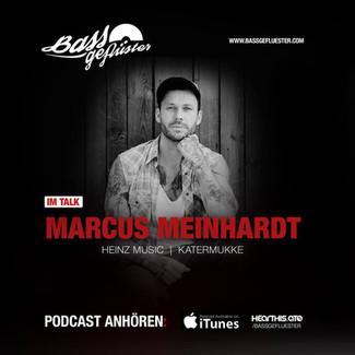 Bassgeflüster mit Marcus Meinhardt (Heinz Music | Katermukke)