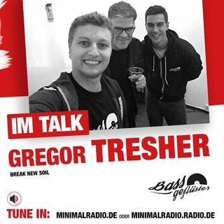Bassgeflüster mit Gregor Tresher (Break New Soil)
