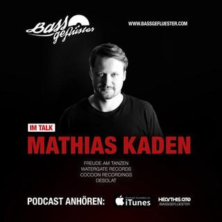 Bassgeflüster mit Mathias Kaden (Freude am Tanzen)
