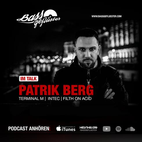 Bassgeflüster mit Patrik Berg (Terminal M)