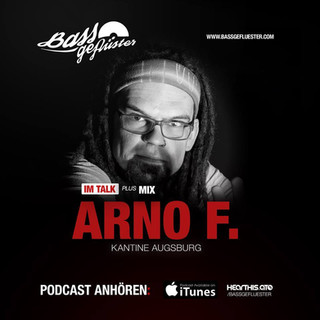 Bassgeflüster mit Arno F. (Kantine Augsburg)