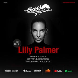 Bassgeflüster mit Lilly Palmer (Senso Sounds)
